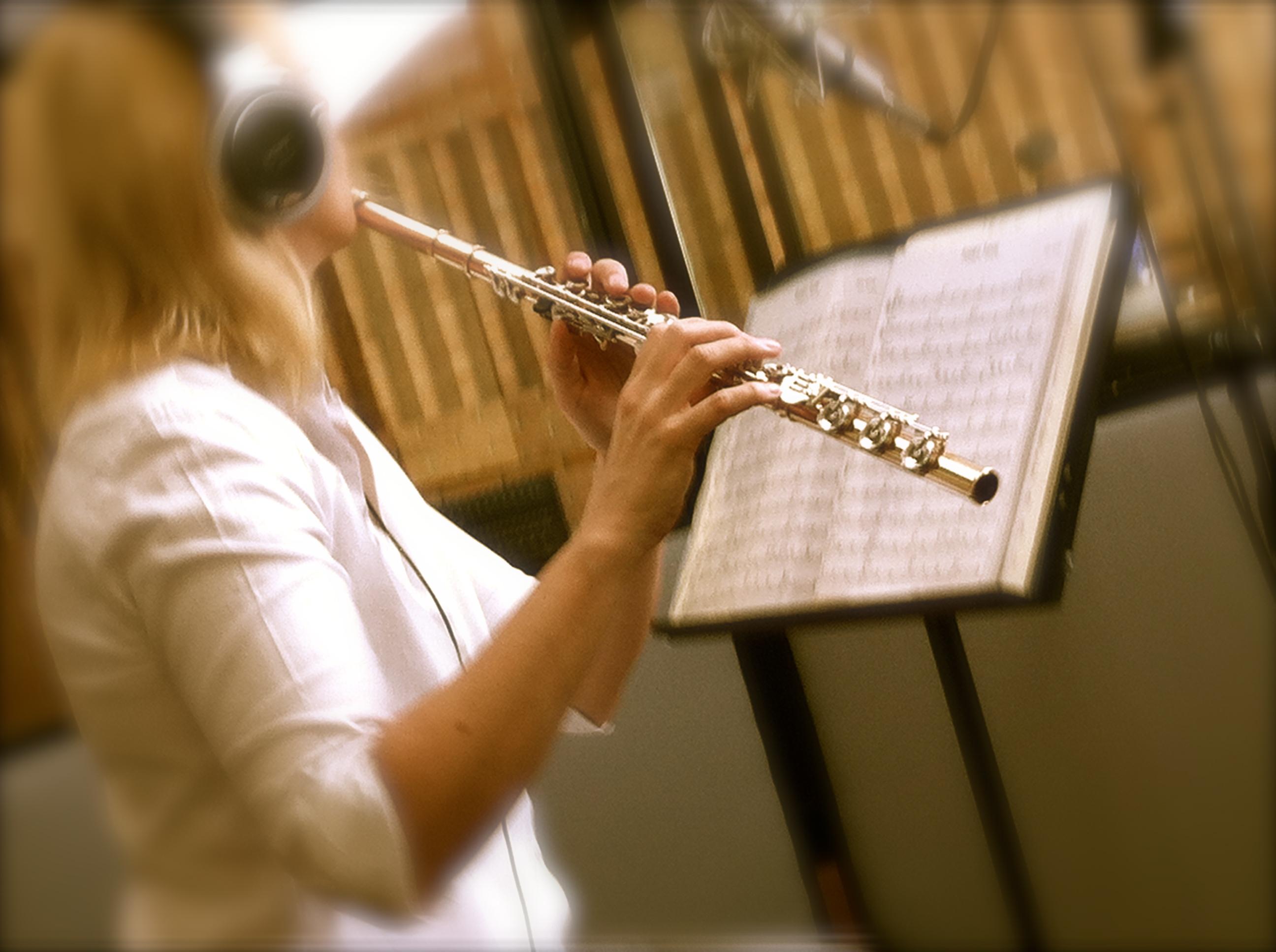 Recording A Casa Mi Veniva
